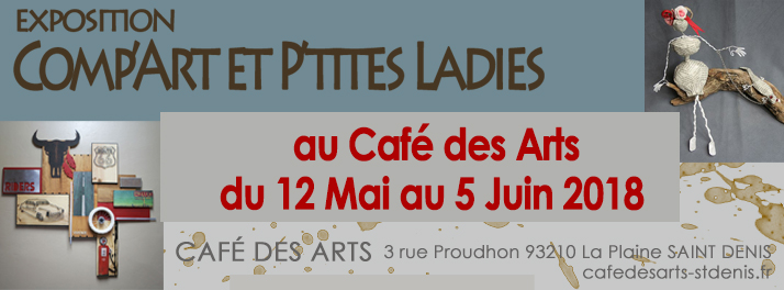 Expo Comp'Art et P'tites Ladies